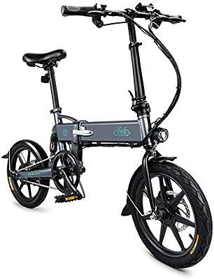 Bicicleta eléctrica plegable, bicicleta plegable, bicicletas ...