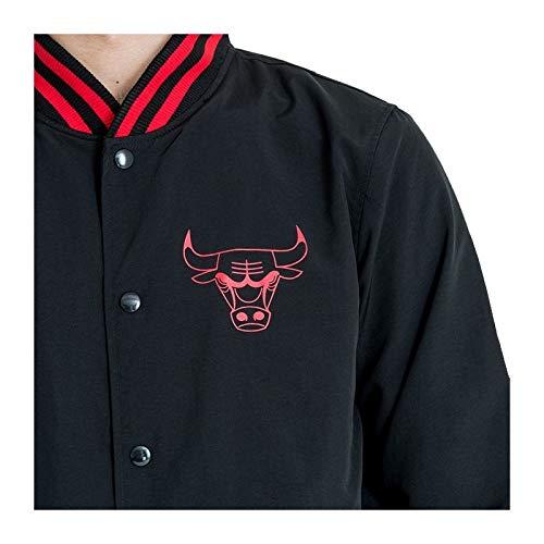 Nba Varsity camiseta Chibul Kids Pop Logo Negro Line Chicago New Mixed Bulls Era Team negro 5TBx5gX