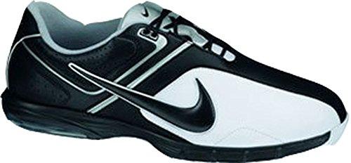 Nike 552096-101 Tamaño de 42,5 US 9 UK 8 zapatos de colour blanco-negro