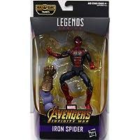 Marvel Figura Spider-Man 6 Pulgadas Legends The Best Action Figure