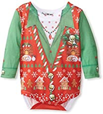 0b087601334 Funny Faux Real Christmas Shirts for Men