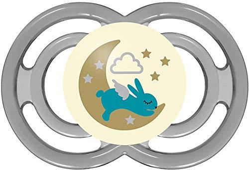 MAM Perfect Night - 1 x Chupete 12m+ (Conejo): Amazon.es: Bebé