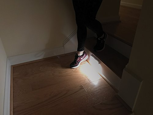 Brilliant Evolution Wireless Led Stair Light 1 Pack Led Motion