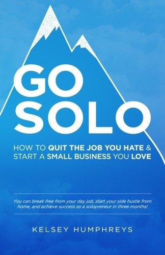 Go Solo Business achieve solopreneur product image
