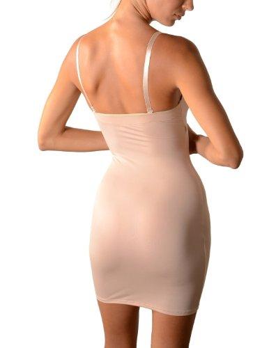 Curvi Womens Comfort Control Underwire Shaping Slip