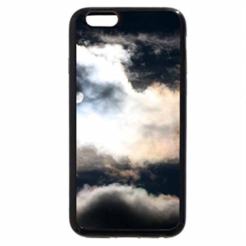 iPhone 6S / iPhone 6 Case (Black) Cloud-shadows