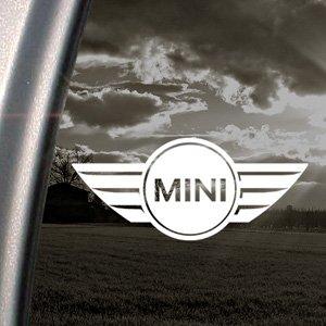 Mini Cooper Decal Car Truck Bumper Window Sticker Amazoncouk - Car window stickers amazon uk