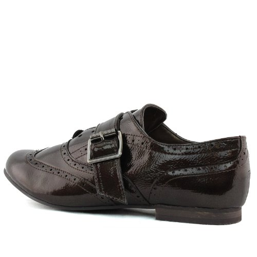 0785d9d13 Women's Breckelle's Sharon-84 Patent Oxford 70%OFF ...