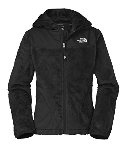 Womens Oso Hoodie Jackets (The North Face Oso Hoodie Girl's TNF Black XXS)