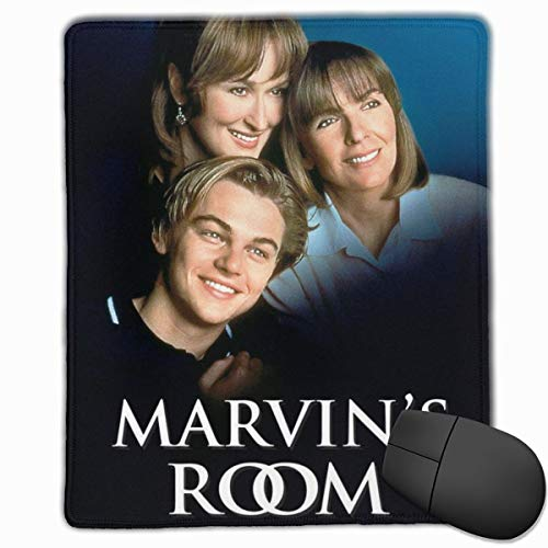 COCOWENG Marvin's Room Cool Mousepad Desktop Laptop Mouse Pad Non-Slip Rubber Base Thick Extended Mat for Office/Home&Gamer