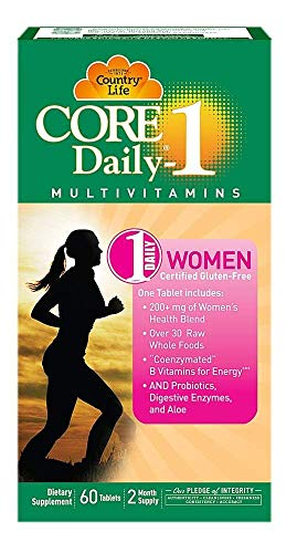 Country Life, Core Daily 1 Womens, 60 Count