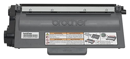 Brother Genuine TN750 High Yield Mono Laser Toner Cartridge