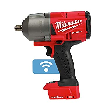Milwaukee 2863-20 M18 FUEL ONE-KEY 1/2 in. Impact Wrench With Friction Ring