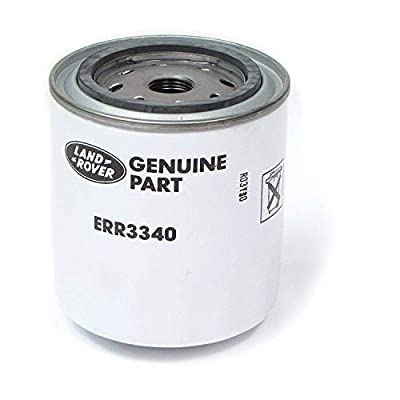 Genuine Land Rover Oil Filter (ERR3340) for Discovery 1, Discovery 2, Range Rover, and Defender: Automotive