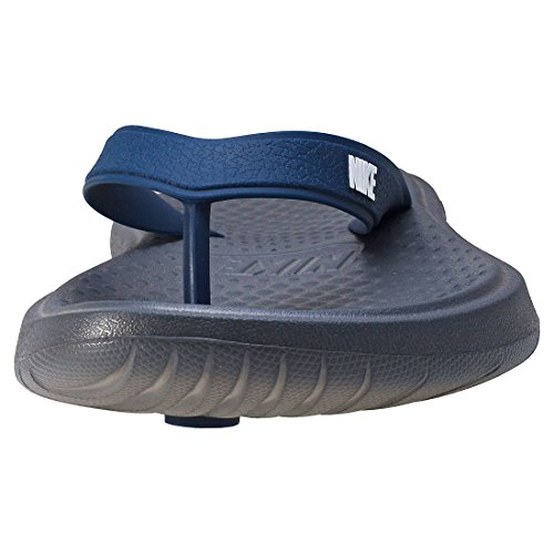 Nike solay Thong - Dark Grey/White de Midnight Navy Multicolor