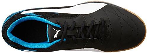 Iii puma Erwachsene Veloz Indoor Puma Puma White Schwarz blue Fußballschuhe Danube 04 Unisex Black w6qwI5z