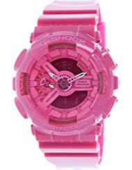 Casio - G-Shock - S Series - Pink - GMAS110CC-4A
