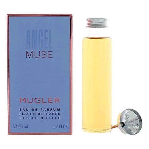(Angel Muse Eau de Parfum Eco-Refill Bottle, 1.7 oz)