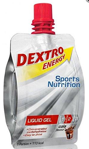 Dextro Energy Liquid Gel 10 X 60ml Cola Buy Online In Gibraltar At Desertcart