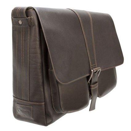 Franklin Covey Breckenridge Messenger Bag - 1