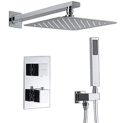 Esnbia Thermostatic Shower Systems