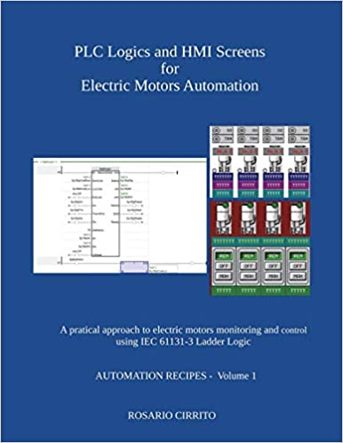 Buy Plc Logics and Hmi Screens for Electric Motors Automation: A