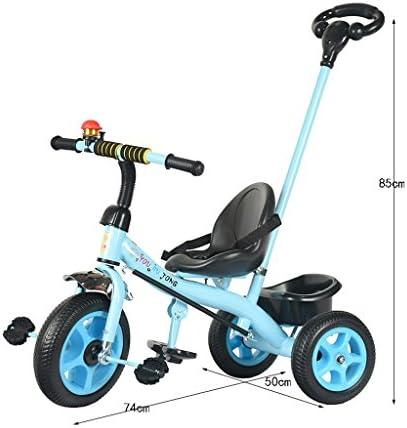 子供の三輪自転車オスとメスの赤ちゃん子供の自転車(1-5歳)ベビーカー
