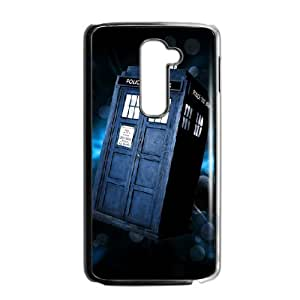 Doctor Who Tardis LG G2 Durable Hard Plastic Case Back Cover Fit Cases
