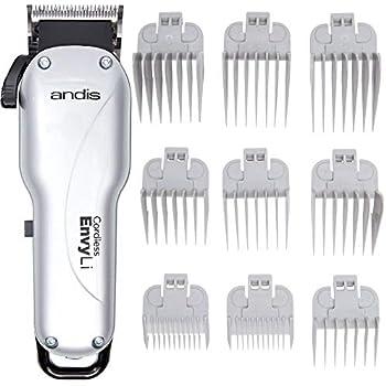 Amazon.com  Andis Supra ZR Cordless Ion Clipper DBLC 79000  Appliances cf87e60cea7