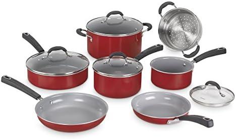 Cuisinart 54C 11R Advantage Ceramica Cookware product image