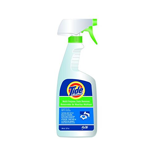 Proctor & Gamble Pro Line Tide Professional Multi-Purpose Stain Remover, 32 Oz Bottle, 9 Bottles Per Case by Proctor & Gamble