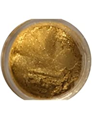 EGYPTIAN GOLD Luster Dust (4 grams each container) Gold luster dust, by Oh! Sweet Art Corp