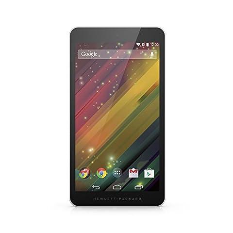 HP 7 G2-1311 7-Inch 8 GB Tablet (Silver) (Hp Slate 16gb)