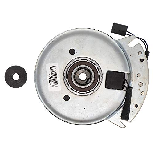 - 8TEN Electric PTO Clutch for AYP Craftsman Exmark Husqvarna Toro Ferris Warner Replaces 103-0664 1522040 5218-5 5218-259