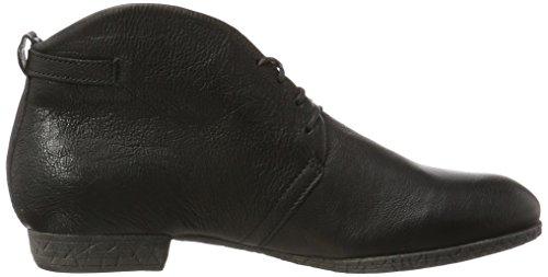 Desert 00 Think Noir Femme schwarz Boots Ebbs AwqwHZ