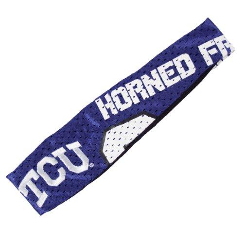 NCAA TCU Horned Frogs Jersey FanBand Headband