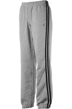 adidas ESS 3S- Pantalón de chándal para niños (cintura elástica ...