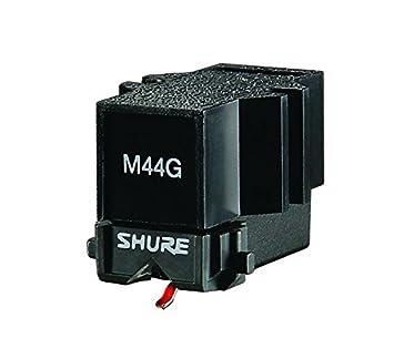 Shure M44G - Cápsula de giradiscos para DJ: Amazon.es: Electrónica