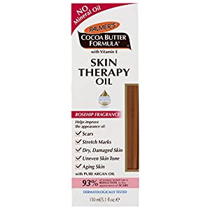 Palmer's Cocoa Butter Formula Skin Therapy Oil, Rosehip, 5.1 oz.