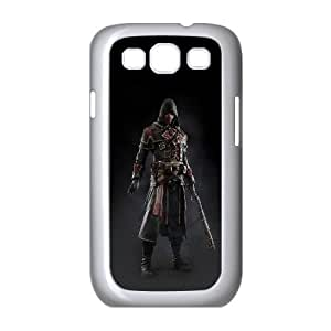 assassins creed rogue Samsung Galaxy S3 9300 Cell Phone Case White DIY gift pp001-6342906