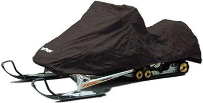 SNO Stuff Snowmobile Cover - Black 100-101