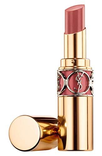 (Yves Saint Laurent Rouge Volupte Shine Oil-in-Stick Lipstick - Nude Sheer)
