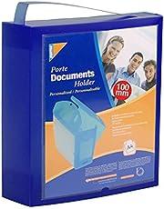 Mintra Files Holder 100 mm, Blue