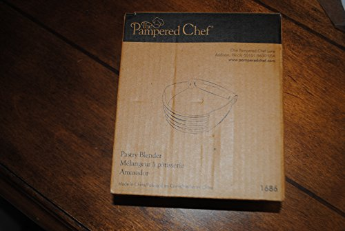 Pampered Chef Pastery Blender # 1686 (Best Pampered Chef Gadgets)
