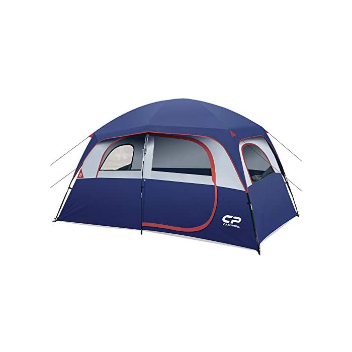 CAMPROS Tent 6 Person Camping Tent