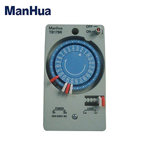 1 Circuit 220VAC1500W Single Machine Single Input TB178K Timer Switch