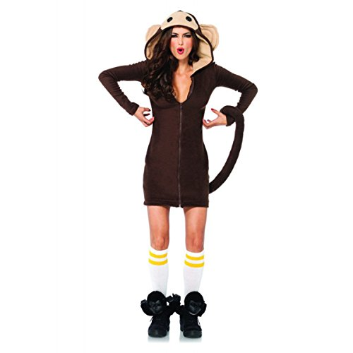 Cozy  (Monkey Costumes For Women)