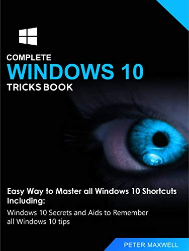 COMPLETE WINDOWS 10 TRICKS BOOK Front Cover