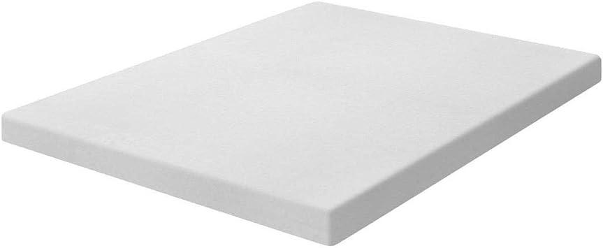 Twin XL 3 Inch Firm Conventional Polyurethane Foam RV//Truck Mattress Bed Cushion USA Made