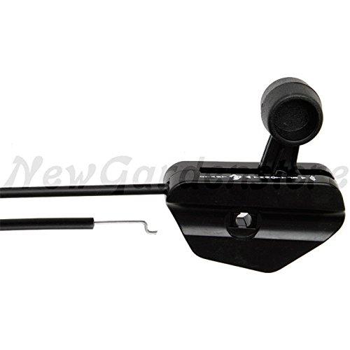 Cable acelerador Tractor cortacésped Husqvarna compatible ...